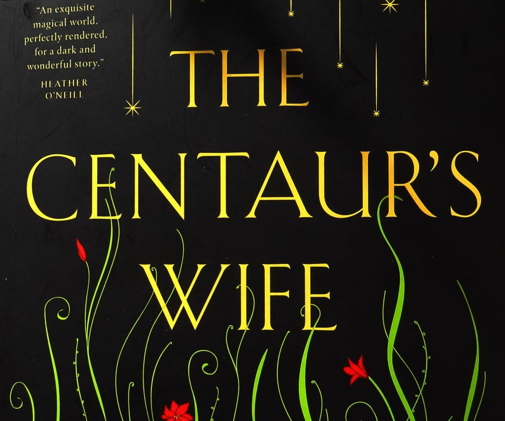 Centaur's Wife Cover